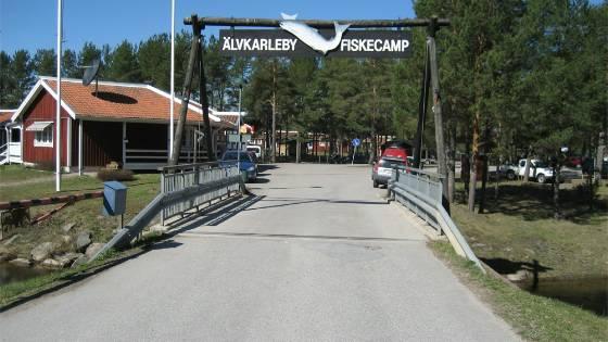 Älvkarleby Fiske & Familjecamping
