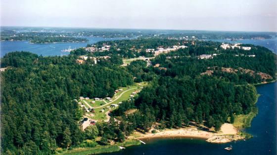 Eriksö Stugby och Camping (Waxholms Strand)