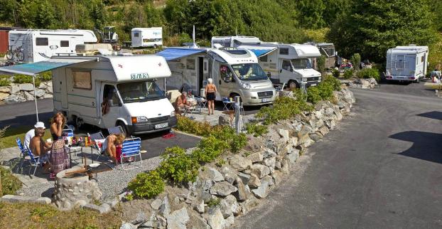 Lagunen camping booking