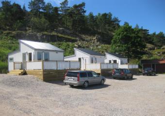 Grebbestad camping stuga