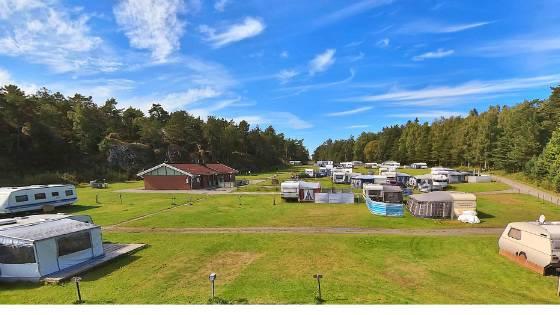 Seläter camping bohuslän