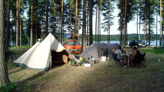 Rådastrands Camping, Stugor & Outdoor