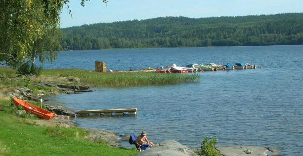 Charlottenberg Sweden  city photos gallery : Charlottenberg Camping & Stugor Haganäset , Åmotfors | Swedish ...