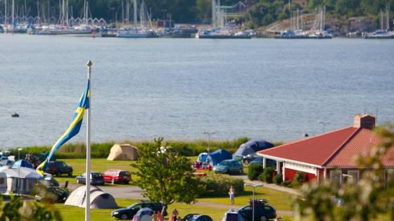 Askim Kok Och Bad : Lisebergs camping Askim Strand  Askim  Vostergotland  Campingse