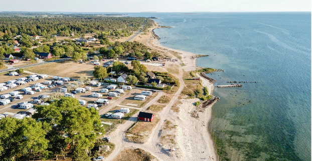 Tofta Camping Gotlands Tofta Gotland Camping.se