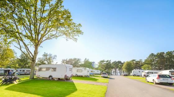 camping nær malmø