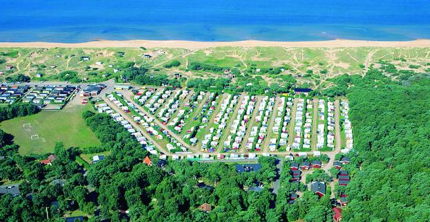 Marias Camping Mellbystrand