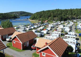 kart over daftø camping Daftö Camping Resort   Strömstad   Bohuslän   Camping.se kart over daftø camping