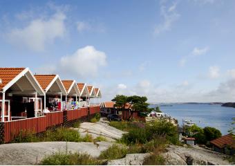 Ramsvik Stugby & Camping Hunnebostrand Bohuslän Camping.se