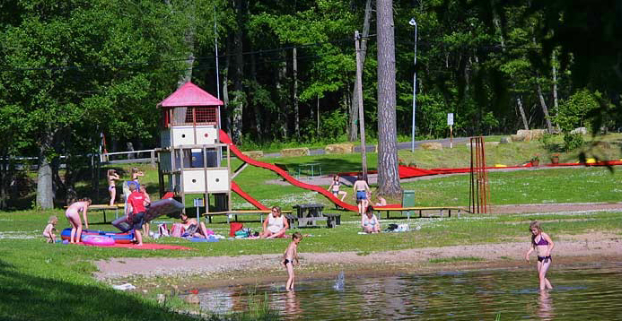 erbjudande skara sommarland camping