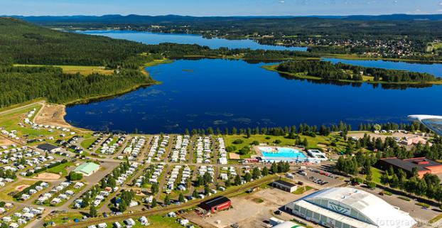 Boden camping bad boden norrbotten for Boden sweden