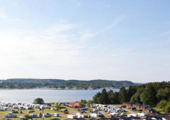 Lisebergs camping Askim Strand Göteborg