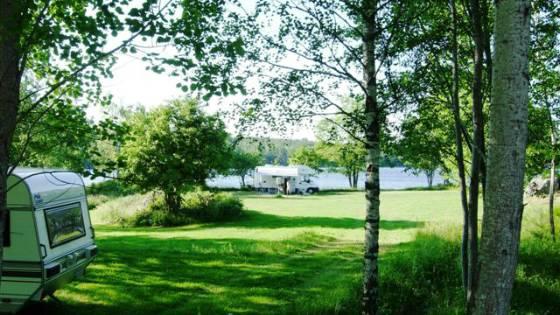 campinghytte sverige småland