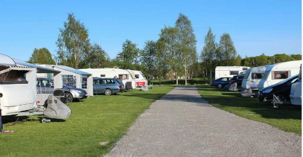 Storstrand Kursgård Öjebyn Norrbotten Camping.se